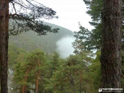 Hiking Calzada Romana de Cercedilla; san mames album de fotos laguna de peñalara monte abantos